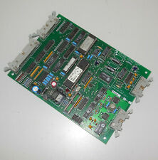 Spectron laser systems sequence control CPU 016910