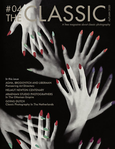 The CLASSIC photo mag #04 (Autumn 2020) THE CLASSIC #04Autumn 2020Magazine