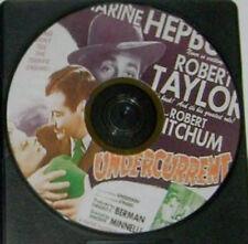 FILM NOIR 053: UNDERCURRENT (1946) Minnelli Katharine Hepburn Taylor Mitchum