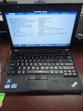 Lenovo Thinkpad X230 Core i5-3320M 2.60GHz 4GB 250GB Webcam Wi-Fi  Laptop + AC