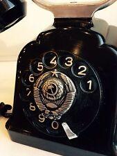 Vintage phone bakelite Art Deco Era WWII 1930