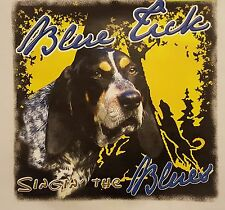 Bluetick Singing The Blues Coonhounds Coon Hunter #526-N Long Sleeves Shirt