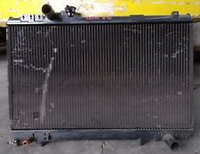 TOYOTA JZA70 SUPRA 1JZGTE 5speed genuine radiator 2core copper sec/h #72E