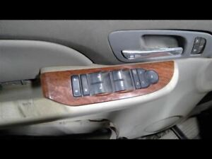 Lh Driver Side Front Door Window Switch 2007 Sier15new Sku#2831729