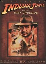 Indiana Jones and The Last Crusade (Dvd, 2008, Widescreen) New