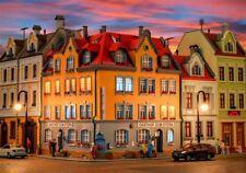 Kibri H0 38350 Eckhaus inkl. Hausbeleuchtungs- Startset Neu