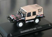 VW Volkswagen Iltis 4x4 Raid Paris Dakar Rallye Sieger Winner 1980 SP 1:43