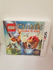 Lego Chima Viaggio Laval 3ds 3dsxl 2ds 2dsxl Nintendo Console Worner Bros Ita