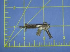"HAND MACHINE GUN FOR 3 3/4"" INCH ACTION FIGURES ITEM EX!"