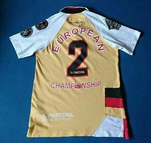 LA MARTINA Germany Herren Poloshirt Gr. M