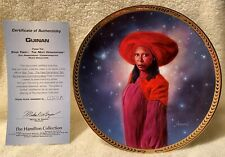 Star Trek: Next Generation 5Th Ann. Collector Plate - Guinan - Mint