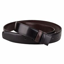 Reversible Leather belt strap Mens Belts montblanc buckles Designer Casual Sz 36
