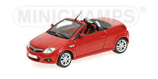 Minichamps 400043131 OPEL TIGRA TwinTop - 2004 - Red - 1:43 # NEW ORIGINAL