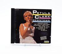 PETULA CLARK DOWNTOWN Rare CD Album - Complete, VG Condition
