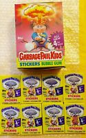 1986 Garbage Pail Kids Original 4th Series 4 GPK OS4 (BOX & 8 WAX PACKS) CLEAN!