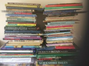 Various Issues of Historical/Cultural/Topographic books (mostly SE England)