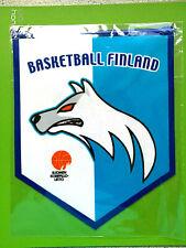 Basketball Finland Finnish National Team Association New Large Pennant (25x20)