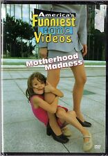 Americas Funniest Home Videos - Motherhood Madness (DVD, 2007)   BRAND NEW