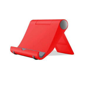Universal Cell Phone Tablet Holder Stents for iPhone Samsung iPad Desk Stand