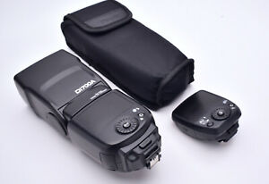 Nissin Di700A Zoom 24-200mm Flash & Nissin Air1 Commander for Sony (#7783)