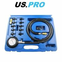 US PRO 12pc Oil Pressure Test Kit 5388