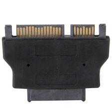 SATA 22 /Male to slimline SATA 13 Female laptop CD-ROM convertor adapter