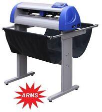 "Saga Precision Servo Arms Vacuum Vinyl Cutter 720Iip 28.3"" / 24.8"" Pp720Fbr"