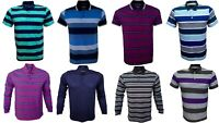 MENS POLO T SHIRT  Lightweight jr Pique  NEW FASHION SPORTS & CASUAL SHIRT S/XL