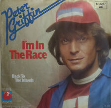 """7"""" 1978 RARE! Peter Griffin: i 'm in the race/MINT -? \"""