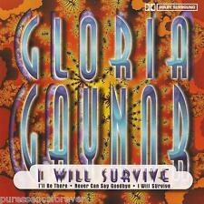 GLORIA GAYNOR - I Will Survive (UK 17 Track CD Album)