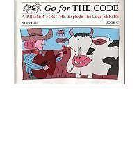 Go for The Code-Book C by Hall, Nancy, Good Book