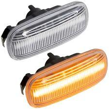 LED Indicators for Audi A3 8P A4 B6 B7 & Cabriolet A6 C6 4F Clear Glass 7315