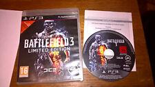 Battlefield 3 Premium Edition VF 1er édition [Complet] PS3