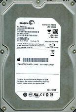 SEAGATE SATA 250GB  ST3250824AS,  PN 9BD133-042,  FW 3.BQK,  9ND,  TK