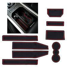 Fits For Range Rover Evoque 12-19 Accessories Silencer Pad Door Mats Gate Slot