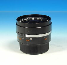 Canon EX 35mm/3.5 Objektiv lens objectif für Canon EX - (90582)