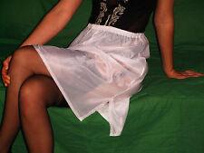 OMAS HAUCHZARTER  50/60er Perlon/Nylon HALB-Unterkleid-Unterrock Gr.40 *NEU(524
