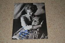 NANCY KOVACK signed Autogramm 20x25 In Person STAR TREK  Jason & Die Argonauten