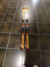 Salomon Scream Spaceframe HotSnow Skis L175cm 1 pepper w Bindings