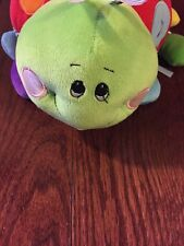 Baby Gantz Liza Musical Ladybug Plays Music