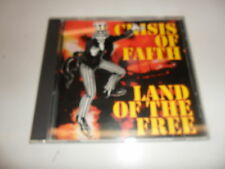 CD  Crisis of Faith - Land of the Free