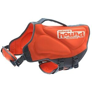 Outward Hound Neoprene Small Dog Life Jacket Quick Release Easy-Fit Adjustable