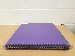 Extreme Networks X670-48X-FB 48 Port 10GbE SFP+ Network Switch 17103 10Gbps