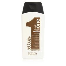 Revlon Uniq One Coconut Conditioning Shampoo 300 ml - Prodotto Originale Cocco