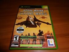 Star Wars: The Clone Wars/Tetris Worlds Online Edition (Microsoft Xbox) Used