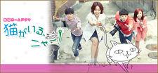 Korean Drama w/Japanese subtitle No English subtitle 猫がいる、ニャー!(高画質30枚)