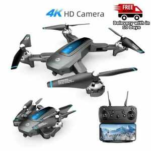 4K Drone HD Camera HS240 Professional Foldable RC Drone Quadcopter for Kids