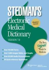Neue Stedmans elektronischen medizinischen Wörterbuch: Version 7.0 für Mac 9780781769167