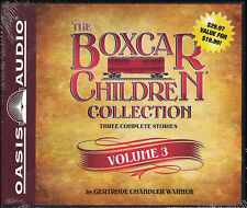 NEW The Boxcar Children Collection Volume 3 Gertrude Chandler Warner Audio Book