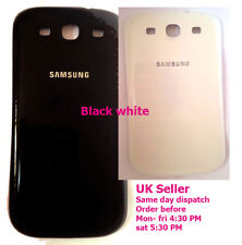 Samsung Galaxy S3 i9300 Battery Back Cover Housing case Cover Black White Blue